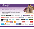 Lifestyle Voucher Free with mobile phones