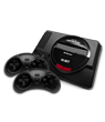 Sega Mega Drive with 85 Built-in Games HD Free with mobile phones
