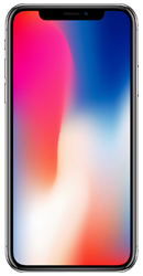Apple iPhone X 64GB Grey Contract Phone