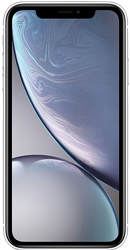 Apple iPhone XR 128GB White Contract Phone
