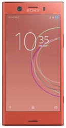 Sony Xperia XZ1 Compact Pink Contract Phone